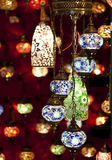 Oriental Lamps Royalty Free Stock Images