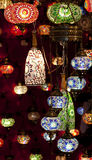 Oriental Lamps Stock Images