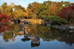 Oriental landscape Royalty Free Stock Photos