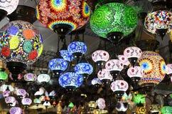Oriental Lanterns Stock Photo