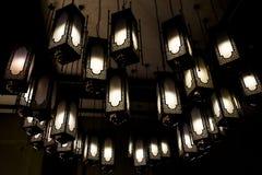 Oriental lanterns Royalty Free Stock Photography