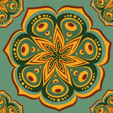 Oriental mandala Royalty Free Stock Photos