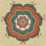 Oriental mandala Royalty Free Stock Photo