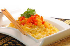 Oriental Meal Stock Images