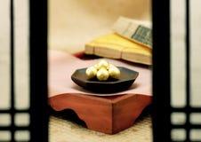 Oriental Medicine Royalty Free Stock Photo