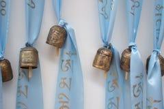 Oriental metal bells Royalty Free Stock Photo