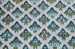 Oriental mosaic Stock Images