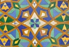 Oriental mosaic decoration Stock Image