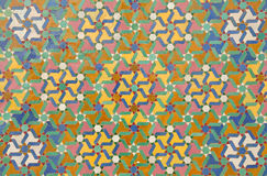 Oriental mosaic decoration Royalty Free Stock Photography
