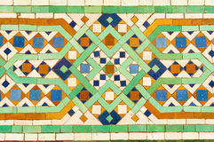 Oriental mosaic Royalty Free Stock Photos