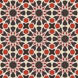 Oriental mosaic decoration Stock Images