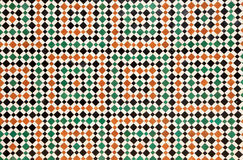 Oriental mosaic Royalty Free Stock Photo