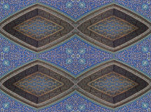 Oriental mosaic -seamless  pattern. Royalty Free Stock Images
