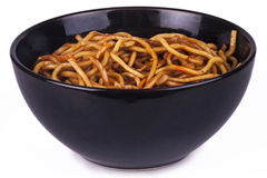 Oriental Noodles Royalty Free Stock Photos
