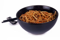 Oriental Noodles Royalty Free Stock Photography