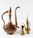 Oriental objects Royalty Free Stock Images