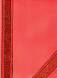 Oriental orange stripe. Royalty Free Stock Image