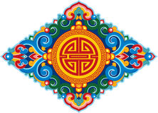 Oriental Ornament Royalty Free Stock Images