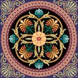 Oriental ornament pattern Royalty Free Stock Image