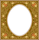 Oriental ornament pattern Royalty Free Stock Image