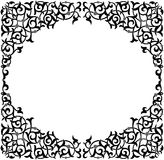 Oriental ornament pattern Stock Photo