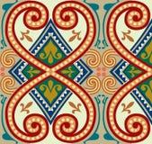 Oriental ornament pattern Stock Photos