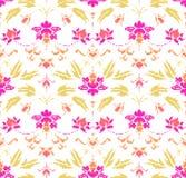 Oriental ornament seamless pattern. Vector illustration eps 10 stock illustration