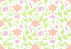Oriental ornament seamless pattern. Vector illustration eps 10 royalty free illustration