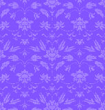 Oriental ornament seamless pattern Royalty Free Stock Photography