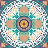 Oriental ornament vector design Royalty Free Stock Photography