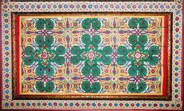 Oriental ornaments Royalty Free Stock Image