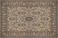 Oriental Ornate Traditional Carpet Texture. Ornate Oriental Traditional Carpet Texture stock image