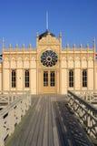 Oriental palace Stock Photos