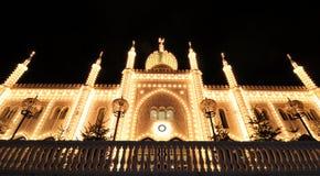 Oriental palace Stock Photography