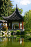Oriental park Stock Photography