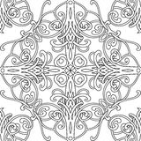 Oriental pattern Stock Photography