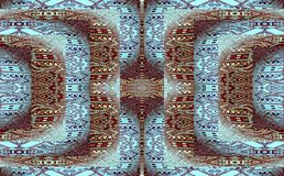 Oriental pattern. Stock Images