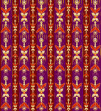 Oriental pattern background Royalty Free Stock Photography
