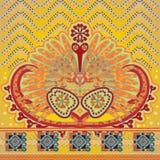 Oriental pattern Royalty Free Stock Photo