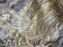 Oriental pattern from India. Oriental design Indian / Arabic style Stock Photo
