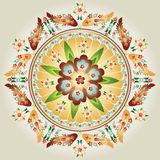 Oriental pattern and ornaments 03 Royalty Free Stock Image