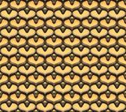 Oriental pattern - seamless Royalty Free Stock Image