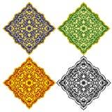 Oriental Patterns-1 Royalty Free Stock Photos