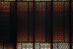 Oriental patterns Royalty Free Stock Images