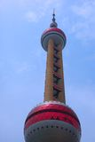 Oriental Pearl tower stock photography