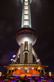 Oriental Pearl Tower Stock Photos