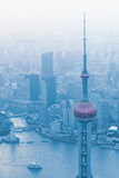 The Oriental Pearl Tower Stock Image