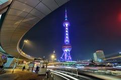 Oriental Pearl Tower, Shanghai Royalty Free Stock Photos
