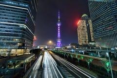 Oriental Pearl Tower, Shanghai Stock Image