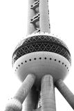 Oriental Pearl TV Tower Stock Photography